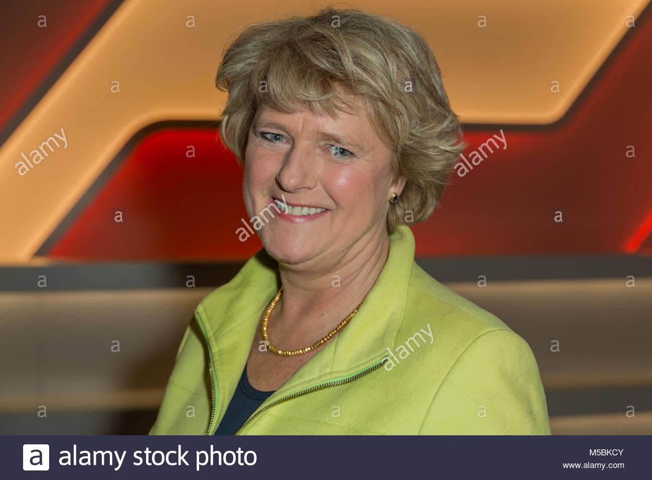 Monika Grütters, CDU Praesidiumsmitglied und Beauftragte der Bundesregierung für Kultur und Medien bei - Stock Image