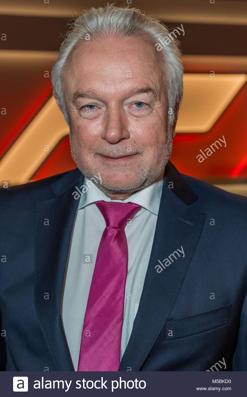Wolfgang Kubicki, Vizepraesident des Deutschen Bundestages, stellvertretender FDP-Bundesvorsitzender bei MAISCHBERGER - Stock Image