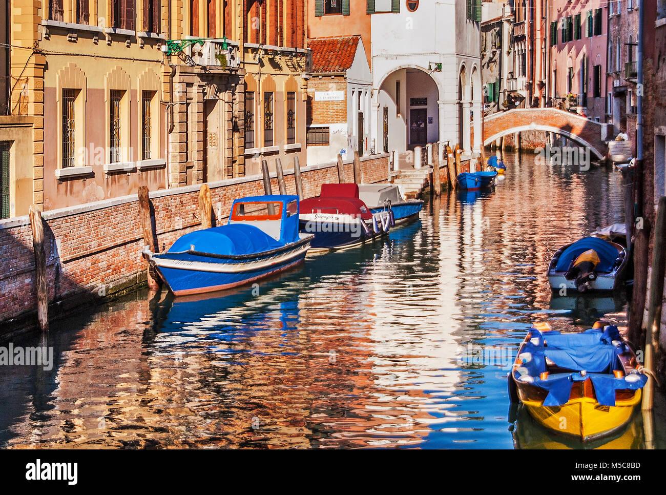 Venice,Italy - Stock Image