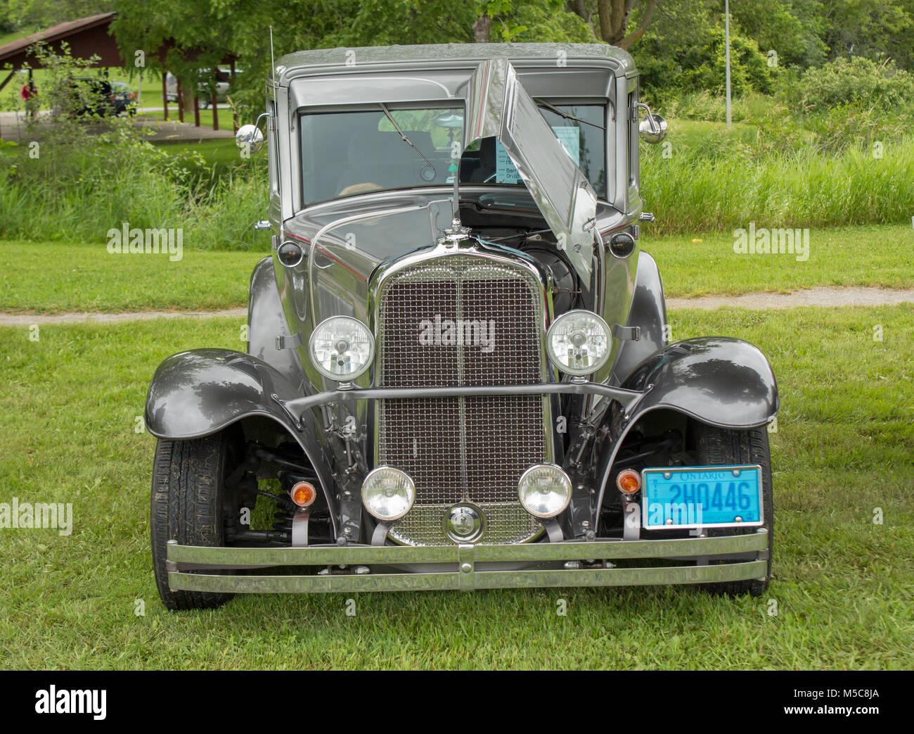 Cartier Antique Car Show