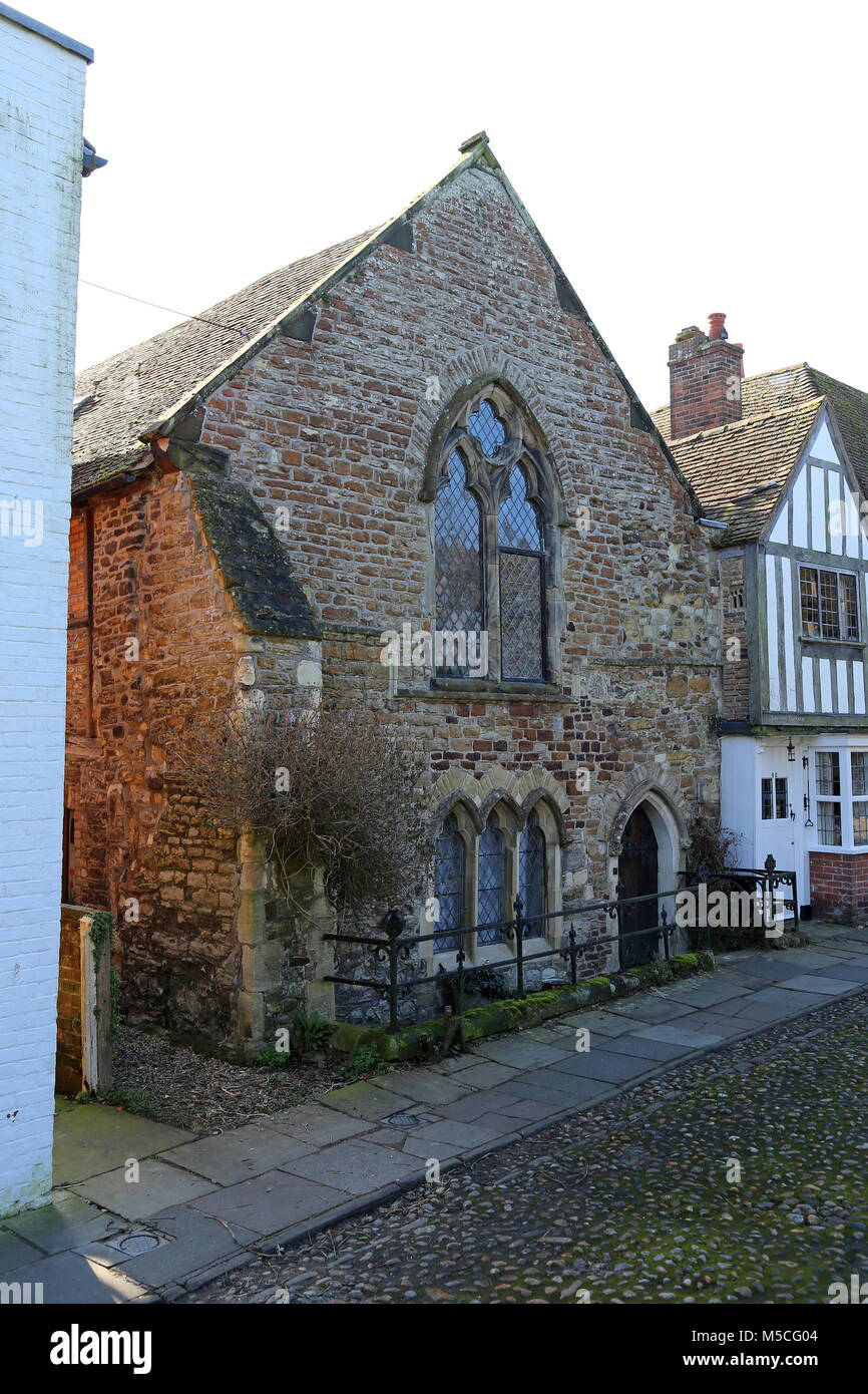 Oldest house in Rye, originally a monastery for friars