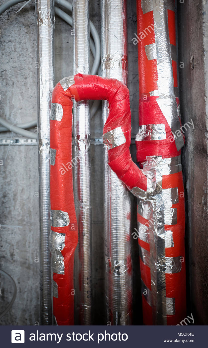 Pipe Insulation Stock Photos Amp Pipe Insulation Stock