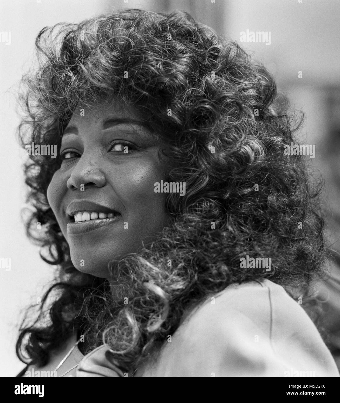 Denise LaSalle, Ora Denise Allen (July 16, 1939 – January 8, 2018), known by the stage name Denise LaSalle, was - Stock Image