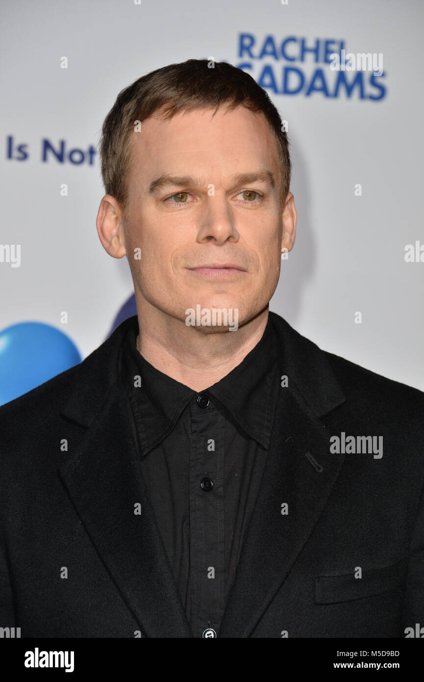 los angeles ca february 21 2018 michael c hall at the