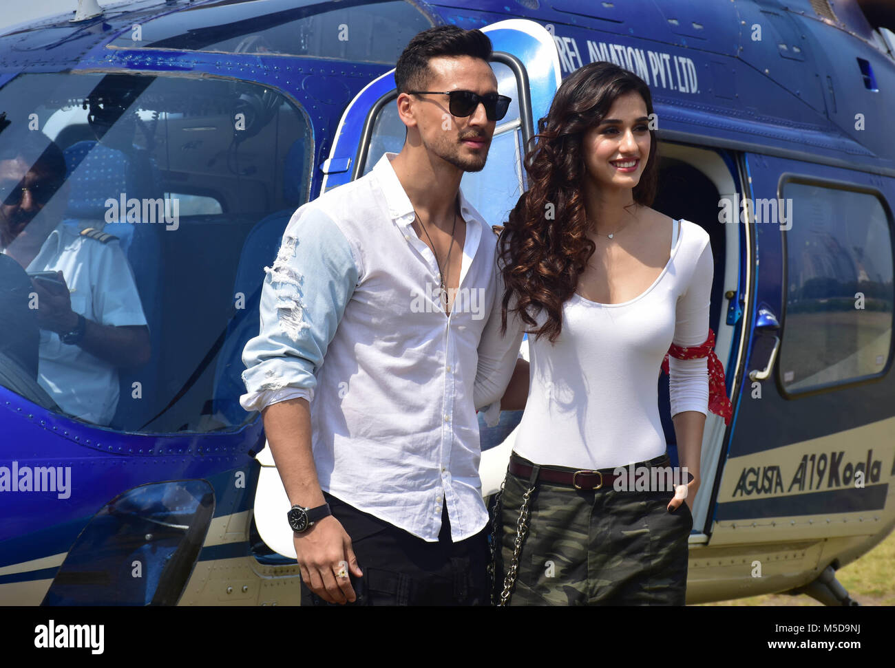 Bollywood Hindi Movies 2018 Actor Name: Mumbai, India. 21st Feb, 2018. Indian Film Actor Tiger