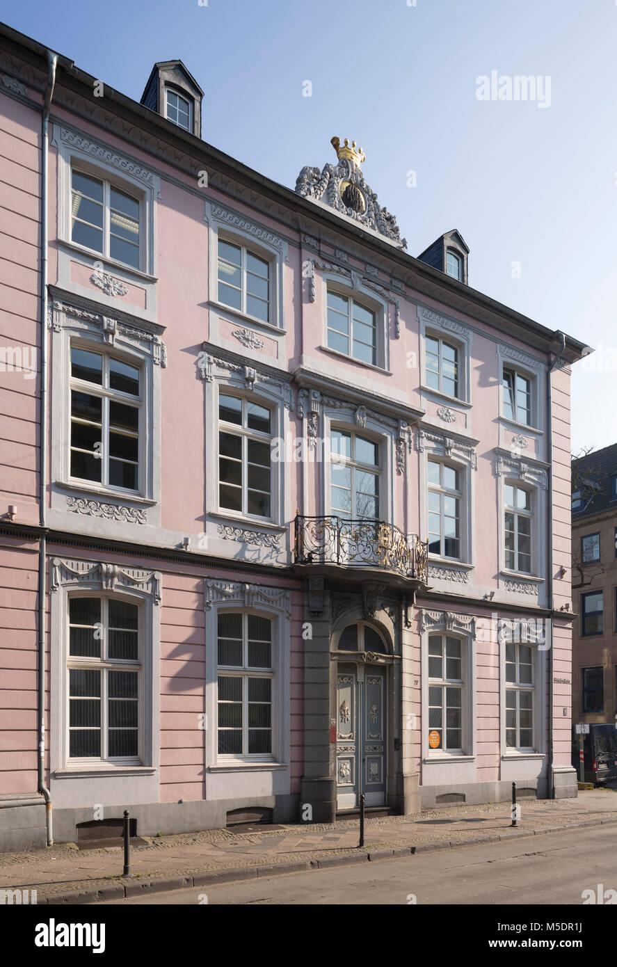 krefeld wohnhaus architektur architecture stock photos krefeld wohnhaus architektur. Black Bedroom Furniture Sets. Home Design Ideas