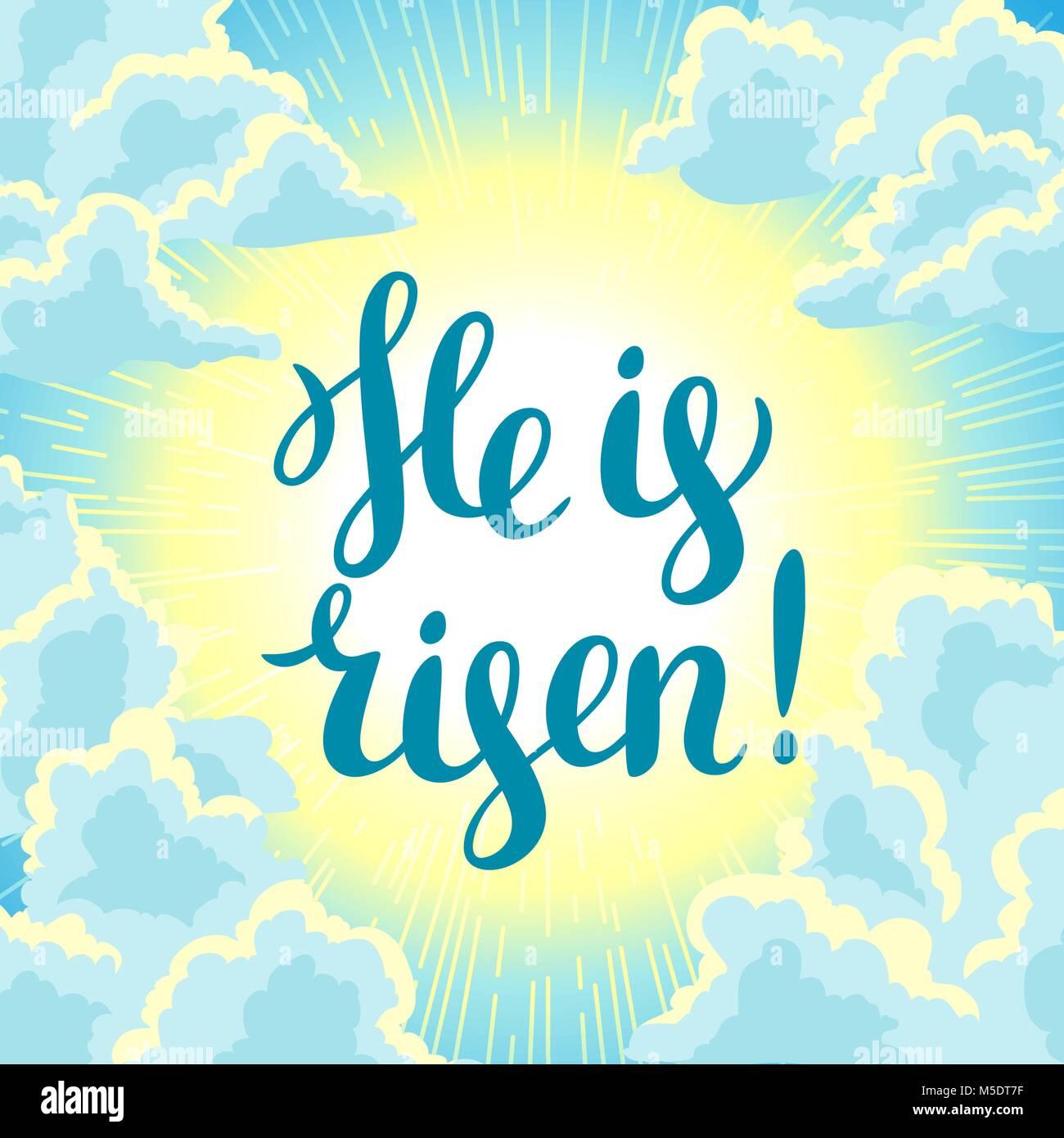 Jesus Easter Illustration Stock Photos Jesus Easter Illustration