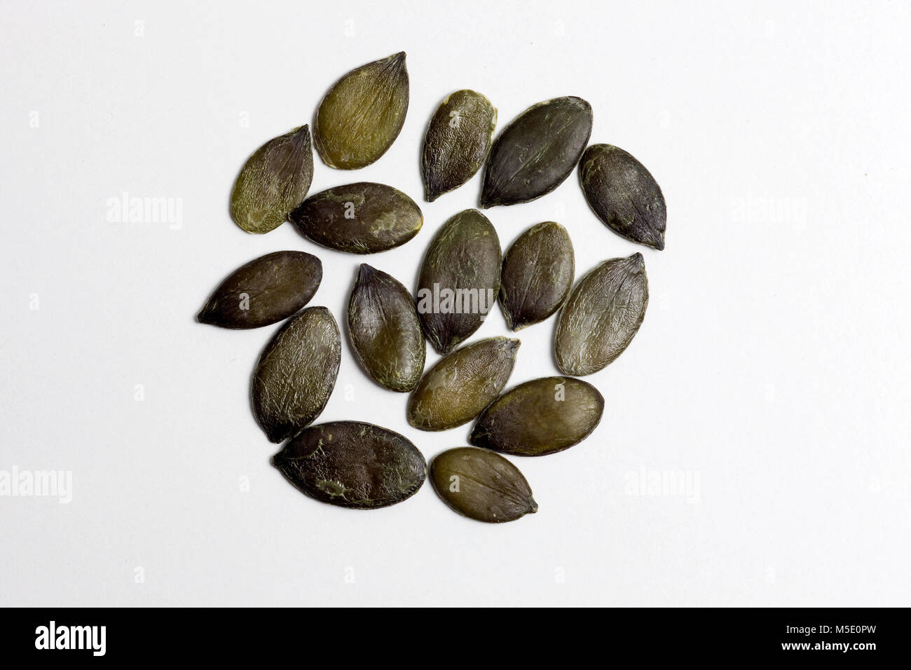 Remedial plant, dryly, plant parts, remedial plants, pumpkin seed, pumpkin cores, cores, seeds Stock Photo