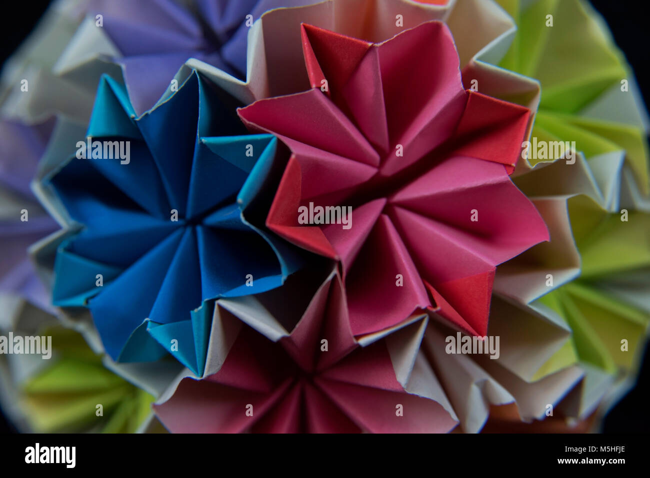 Paper Folding Stock Photos Paper Folding Stock Images Alamy