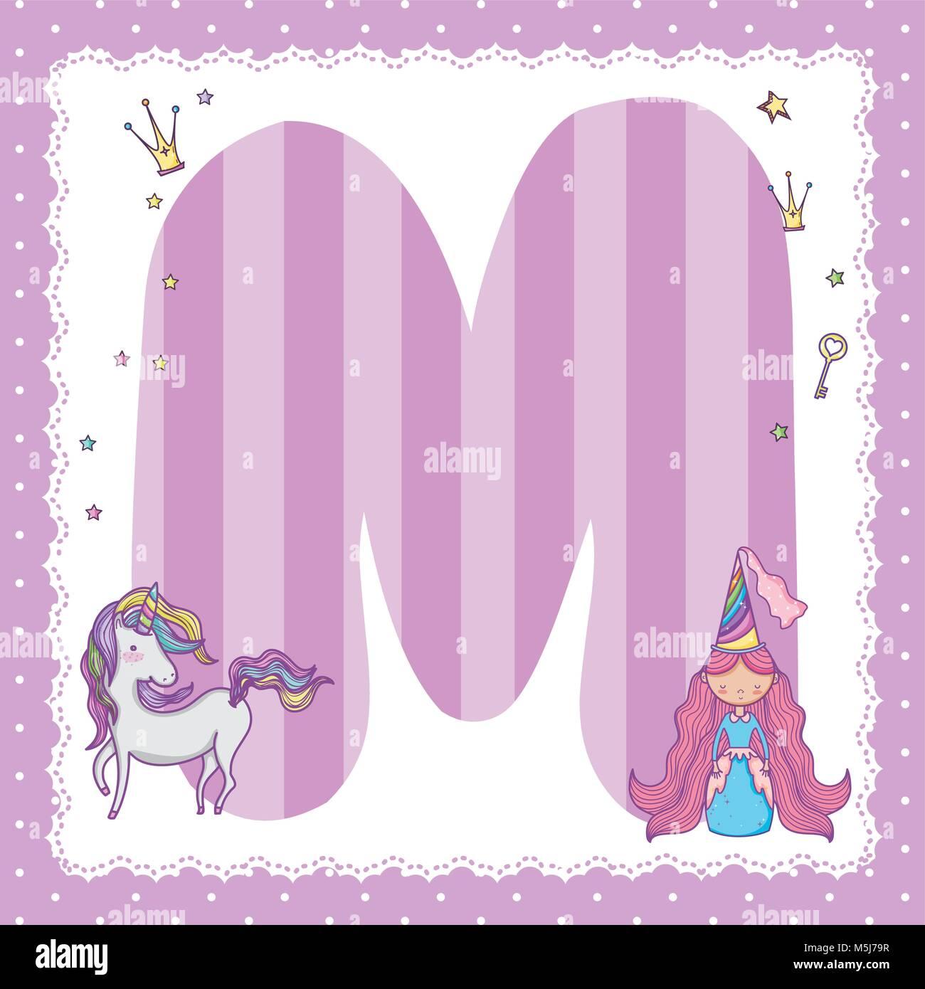 Cartoon Letter M Stock Photos & Cartoon Letter M Stock Images - Alamy