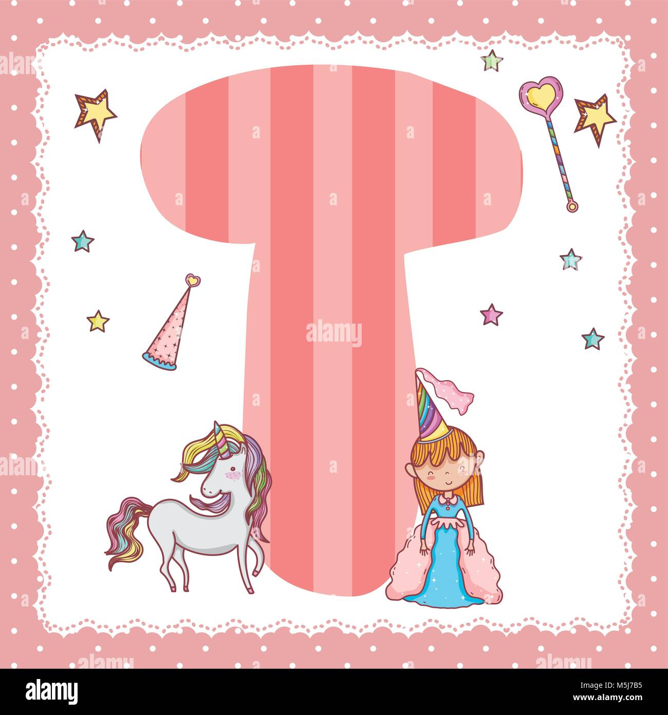 Cartoon Letter T Stock Photos & Cartoon Letter T Stock Images - Alamy