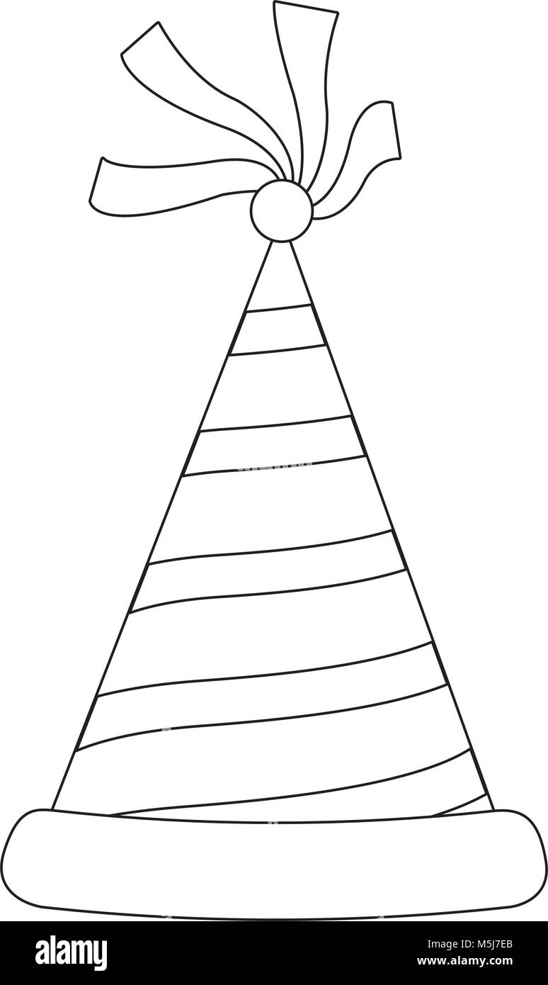 Birthday Hat Clipart Black And White - Black And White Clipart Birthday  Transparent Transparent PNG - 3280x2021 - Free Download on NicePNG