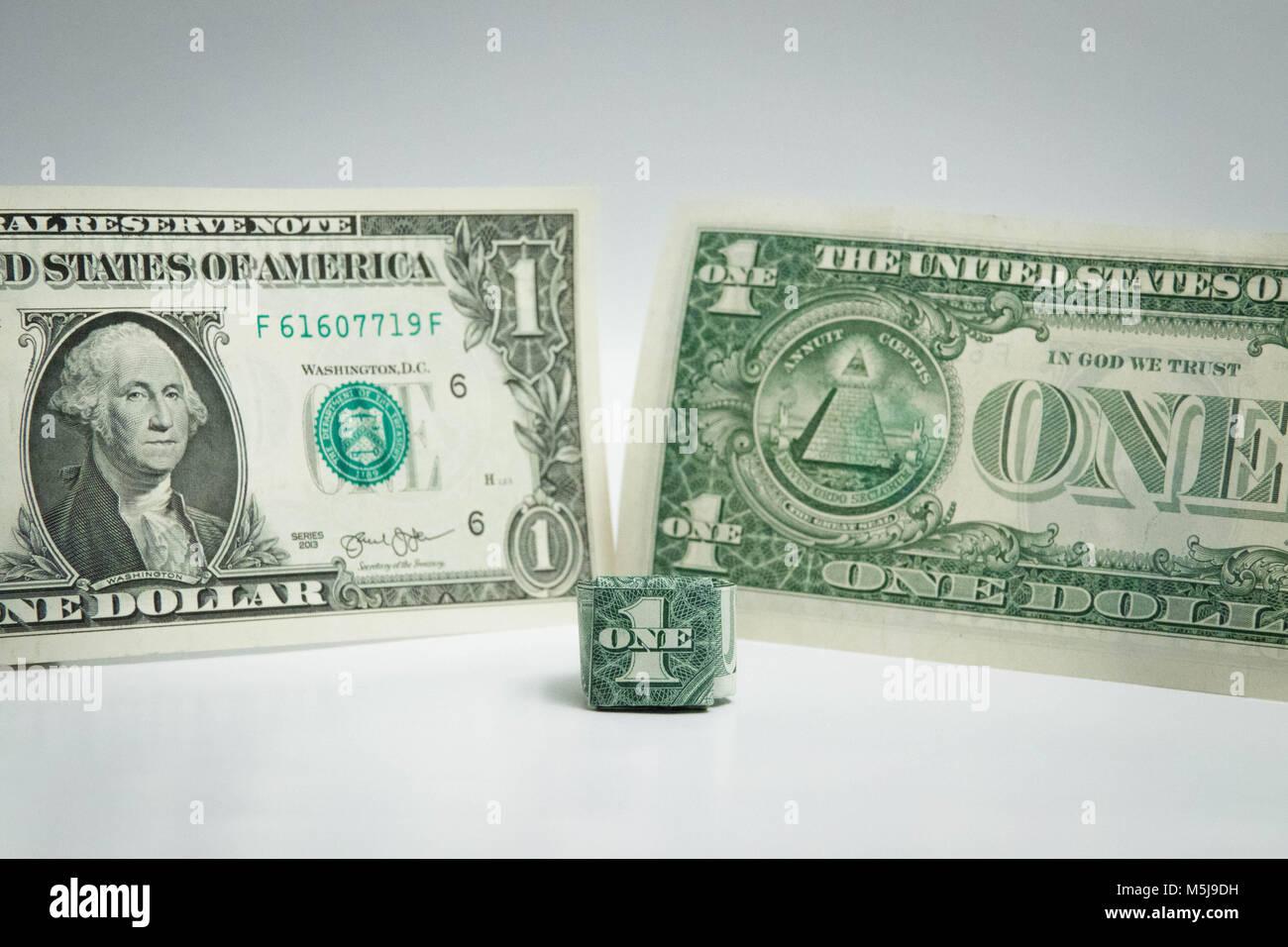 1 Dollar Bill Stock Photos & 1 Dollar Bill Stock Images ... - photo#34