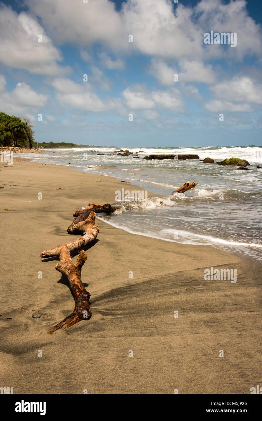 Great River Bay, Grenada Stock Photo