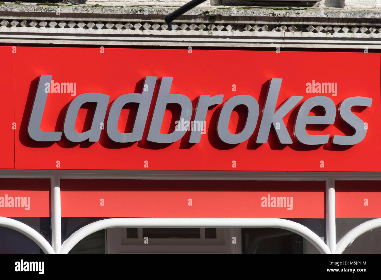 Ladbrokes Logo Stock Photos & Ladbrokes Logo Stock Images