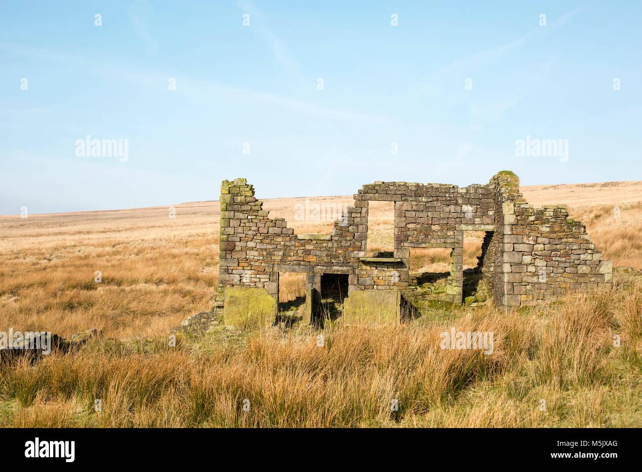 West Pennine Moors Stock Photos & West Pennine Moors Stock Images