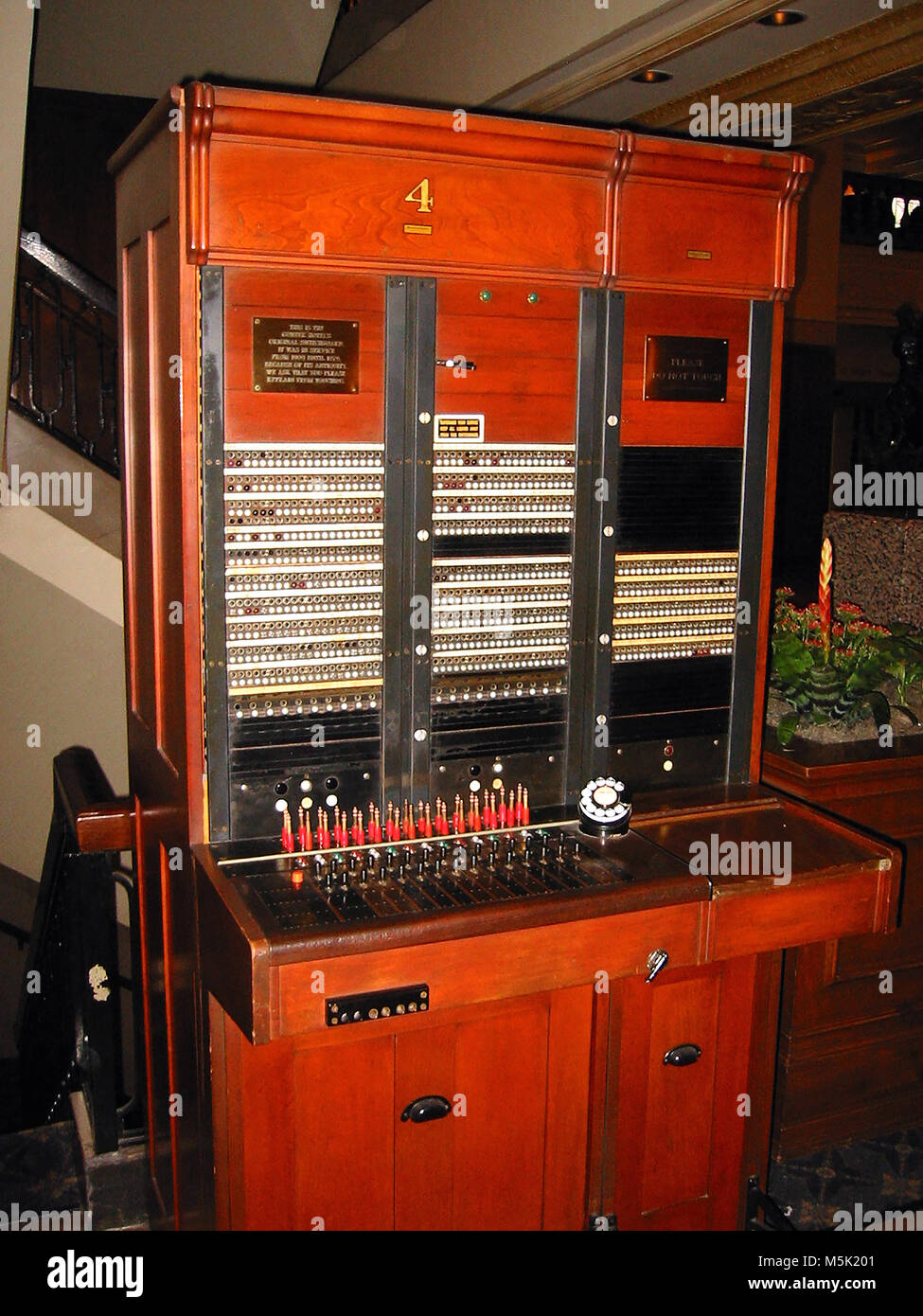 Treasury casino switchboard