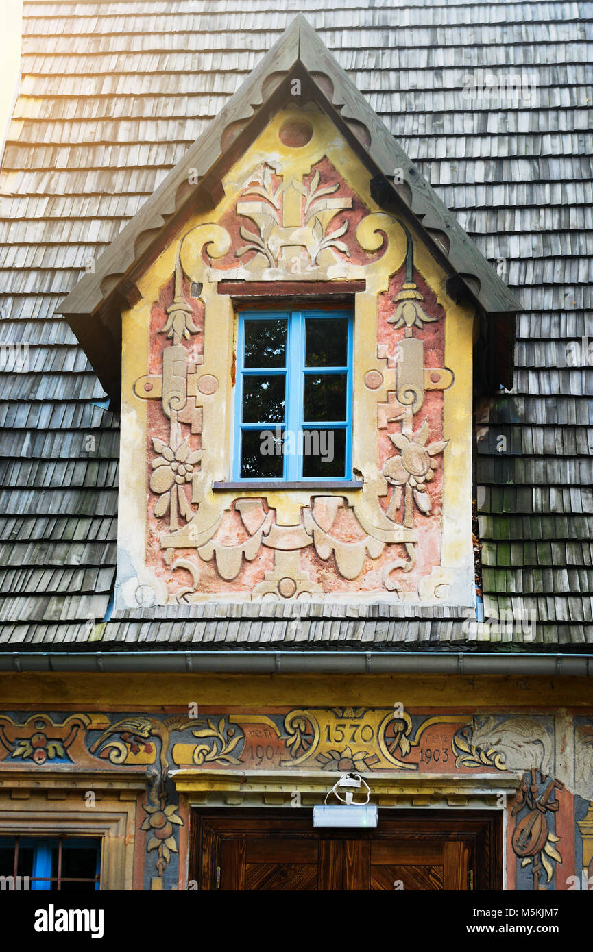 Dormer Window In Roof Stock Photos Amp Dormer Window In Roof