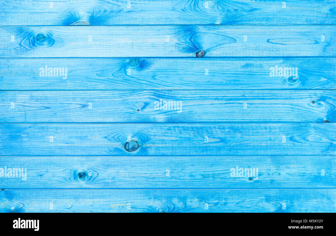Blue Wood Background Texture With Natural Patterns Stock Photo Alamy