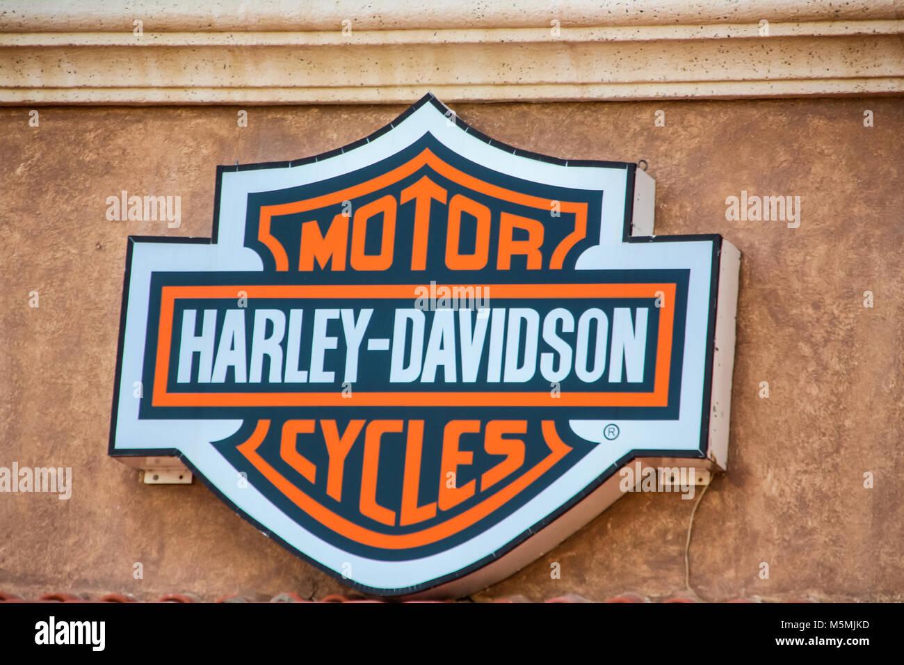 harley davidson store stock photos harley davidson store. Black Bedroom Furniture Sets. Home Design Ideas