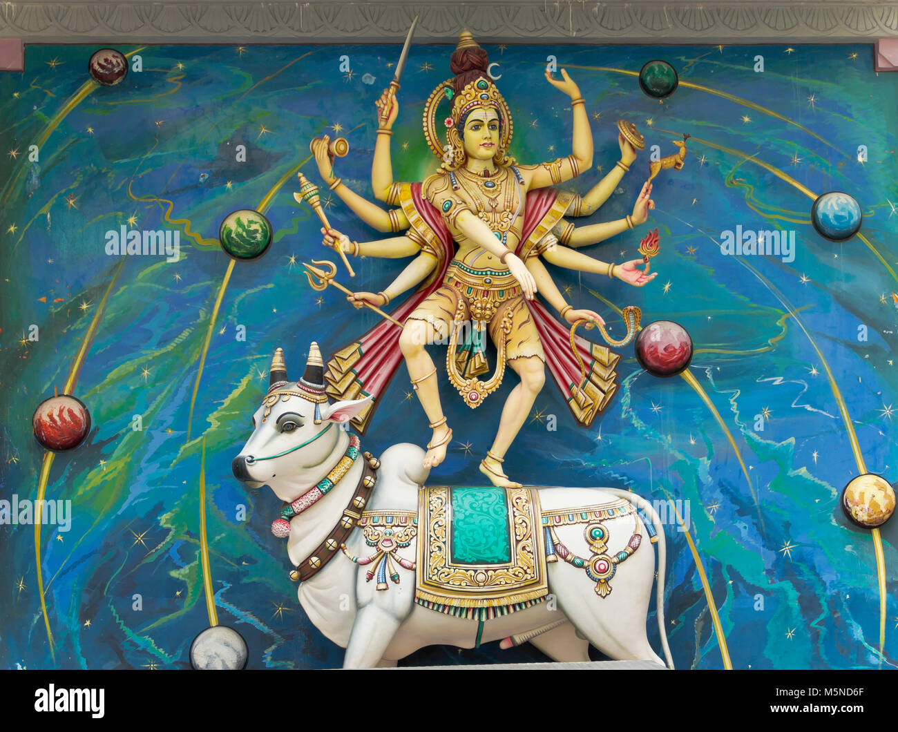 Krishna Cow Stock Photos Krishna Cow Stock Images Alamy