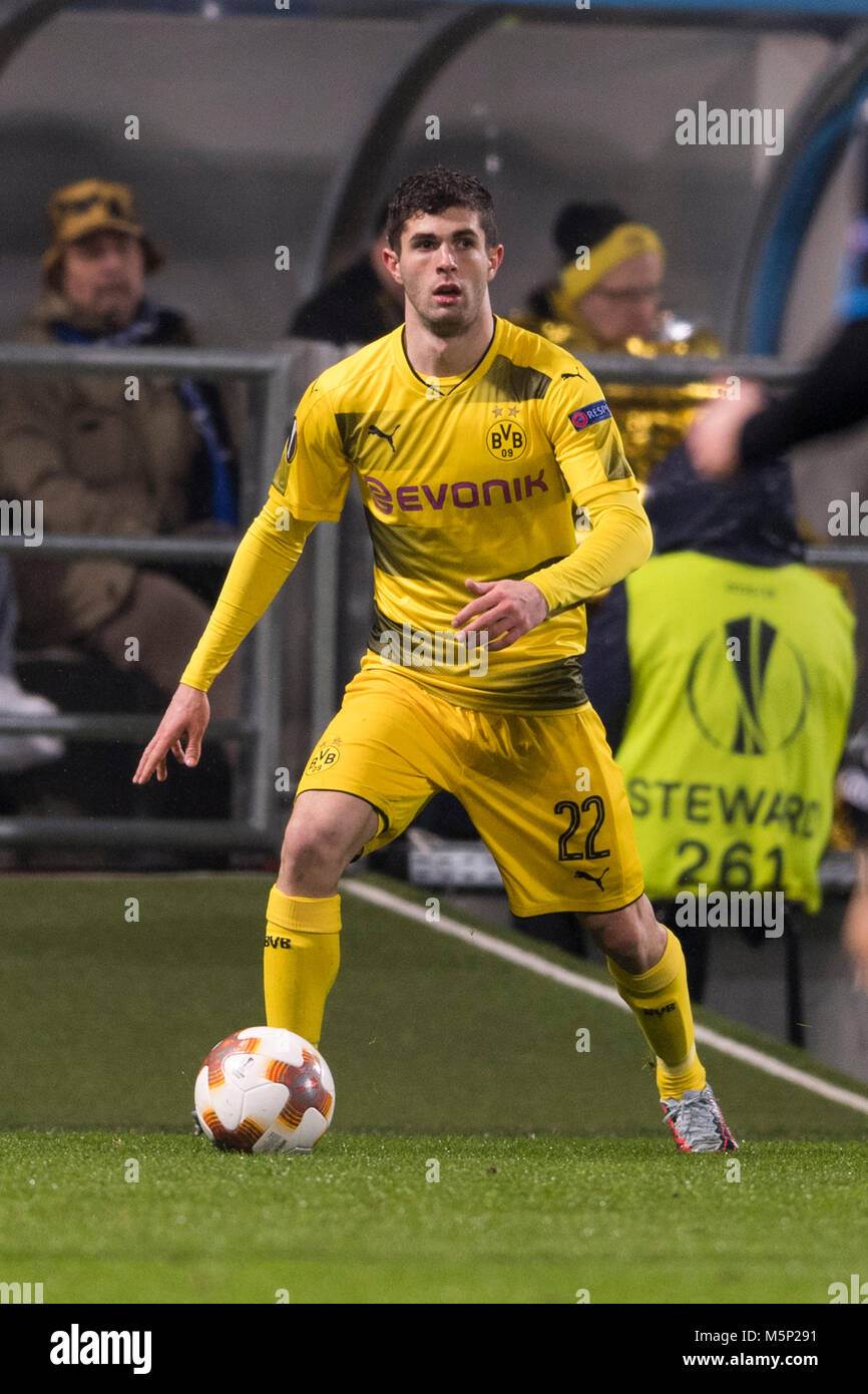 Christian Pulisic High Resolution Stock Photography and Images - Alamy