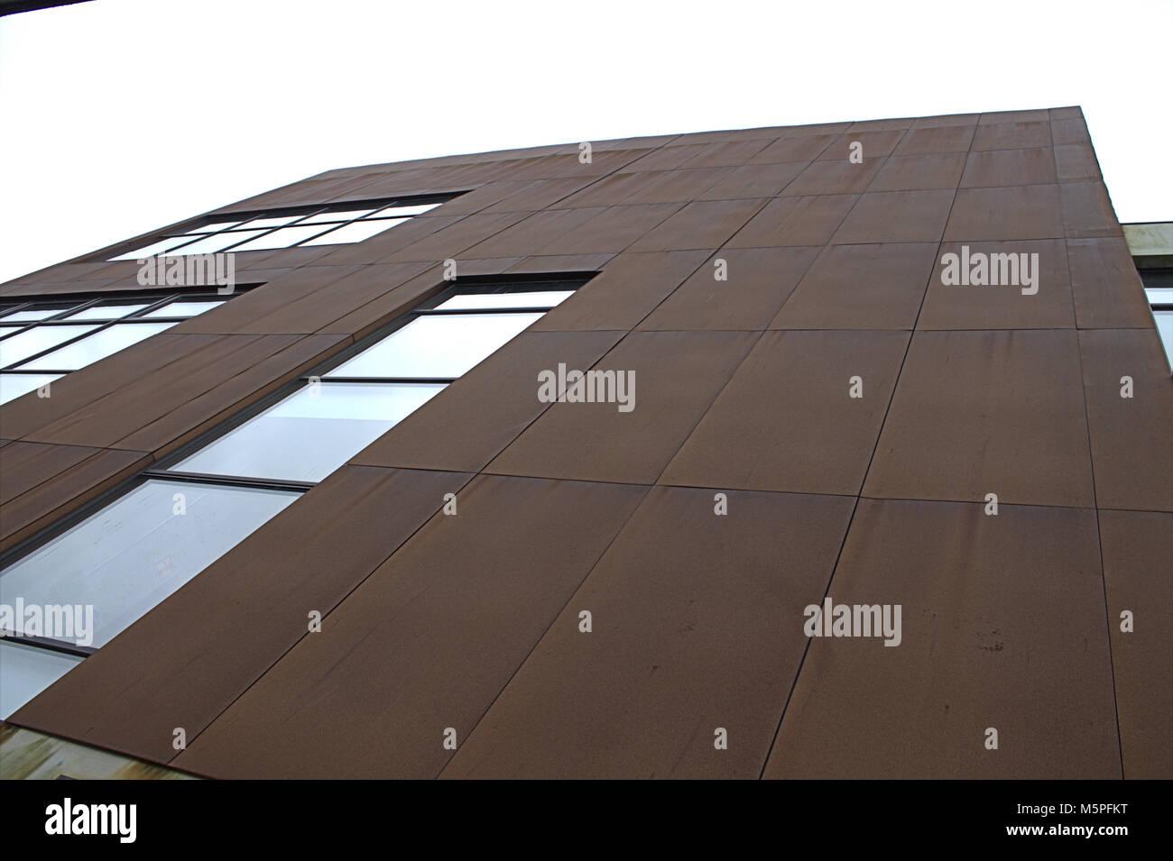 Sheet Metal Cladding Stock Photos Amp Sheet Metal Cladding