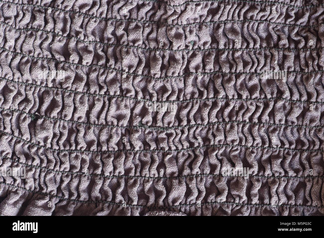 lila color textile texture background - Stock Image