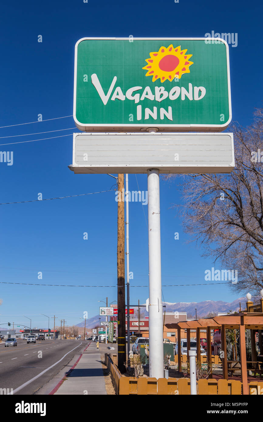 Vagabond Motel Bishop Ca
