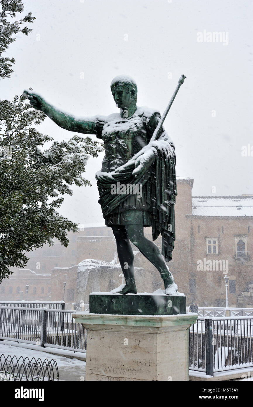 statue of augustus Remarkably preserved sculpture will feature in the museum's exhibition on  dissent from september.
