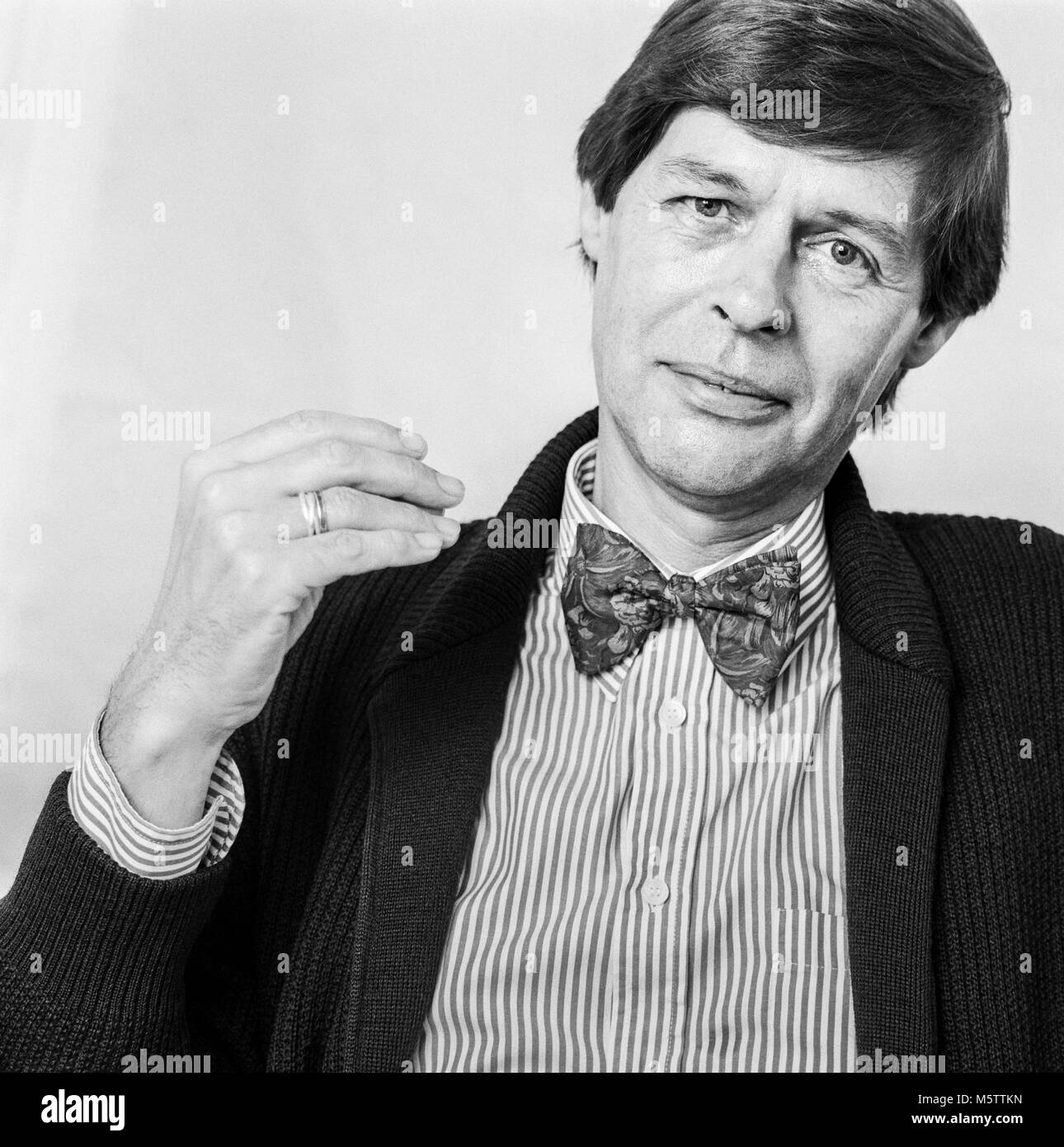 Malcolm Drury was born on May 29, 1944 and died on September 3 2016, he worked on some of the most popular TV programmes - Stock Image