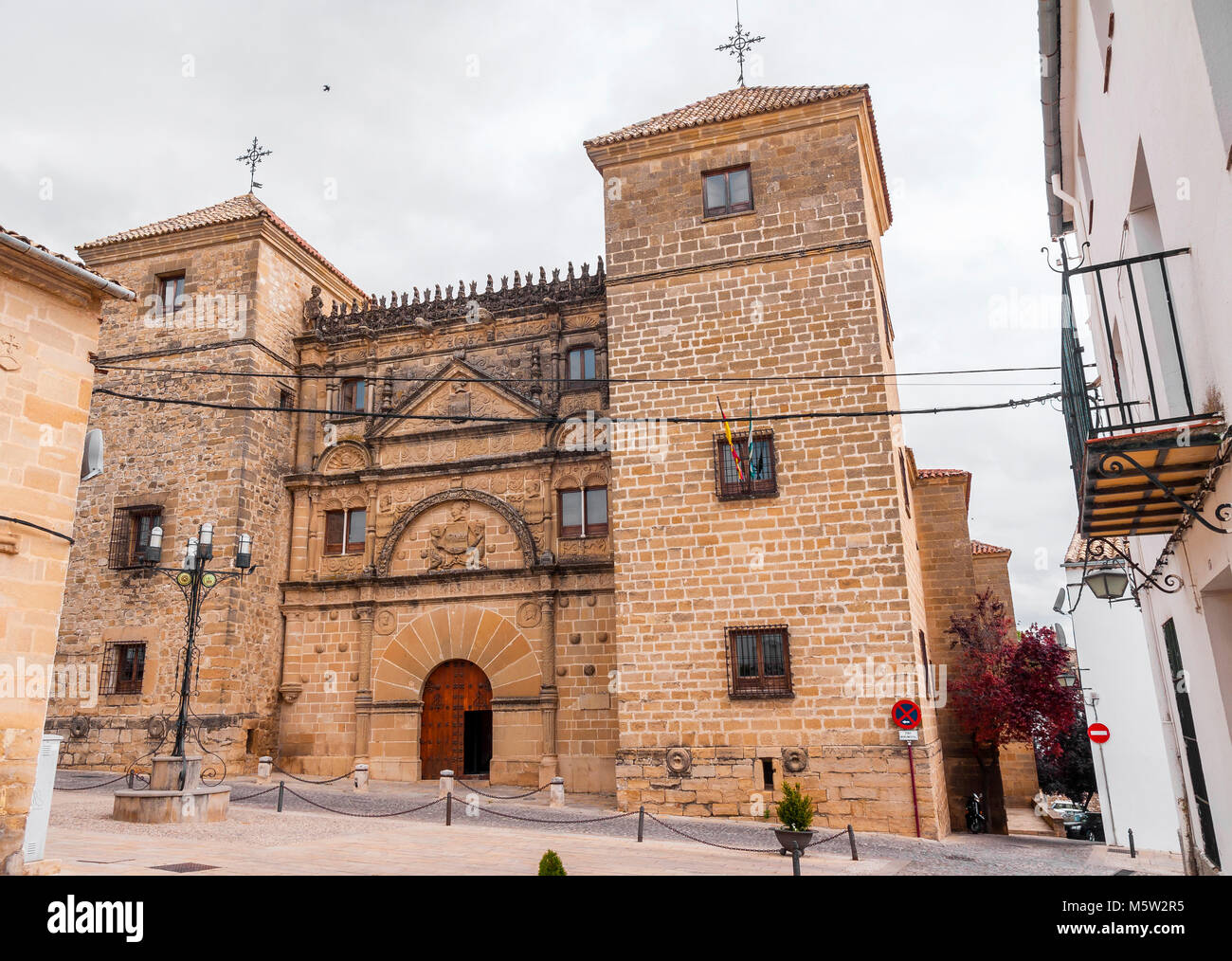 Casa De Las Torres High Resolution Stock Photography And Images Alamy