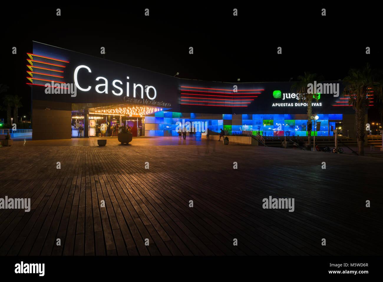 Spain casino city canada casinos jobs