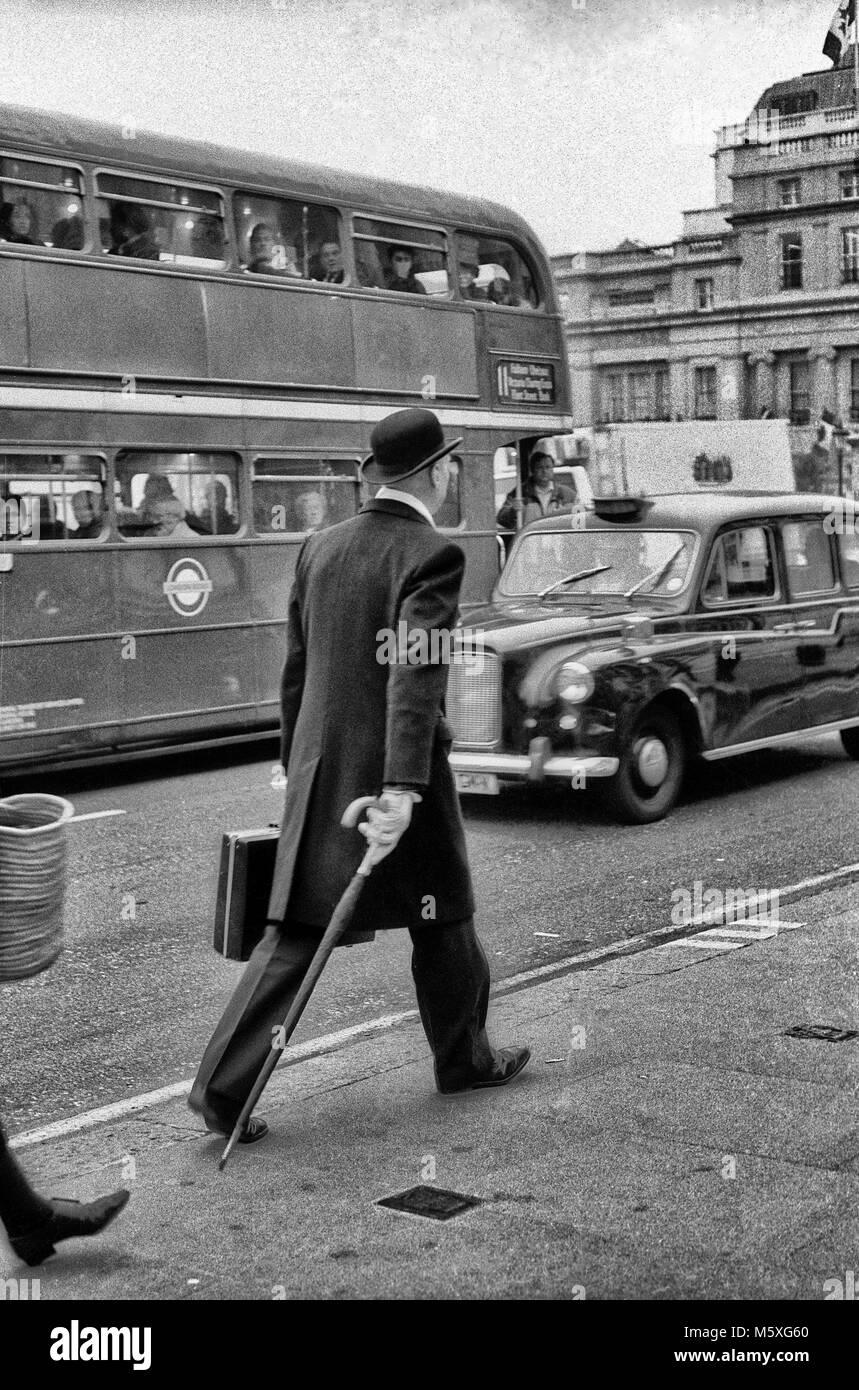 London City Gent - Stock Image
