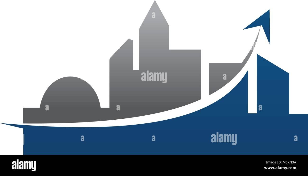 Traveling Logo Design Template Vector Stock Vector