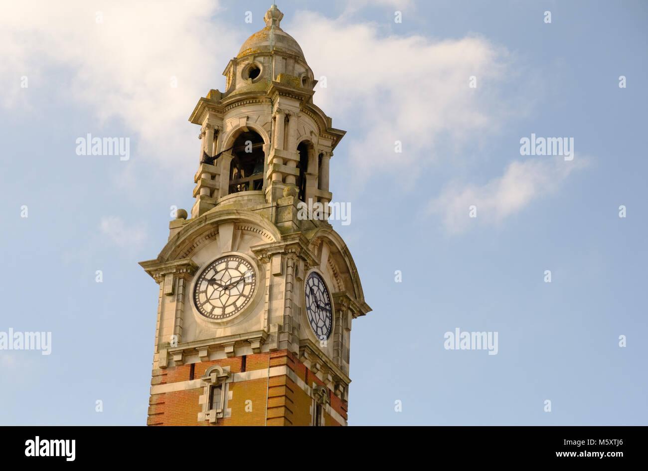 Clock Tower - Stock Image