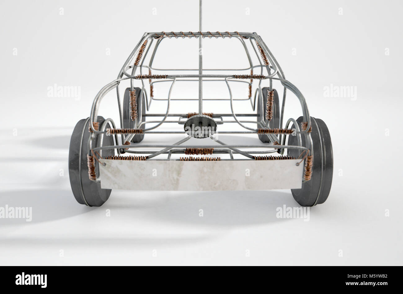 Wire Car Toy Stock Photos & Wire Car Toy Stock Images - Alamy