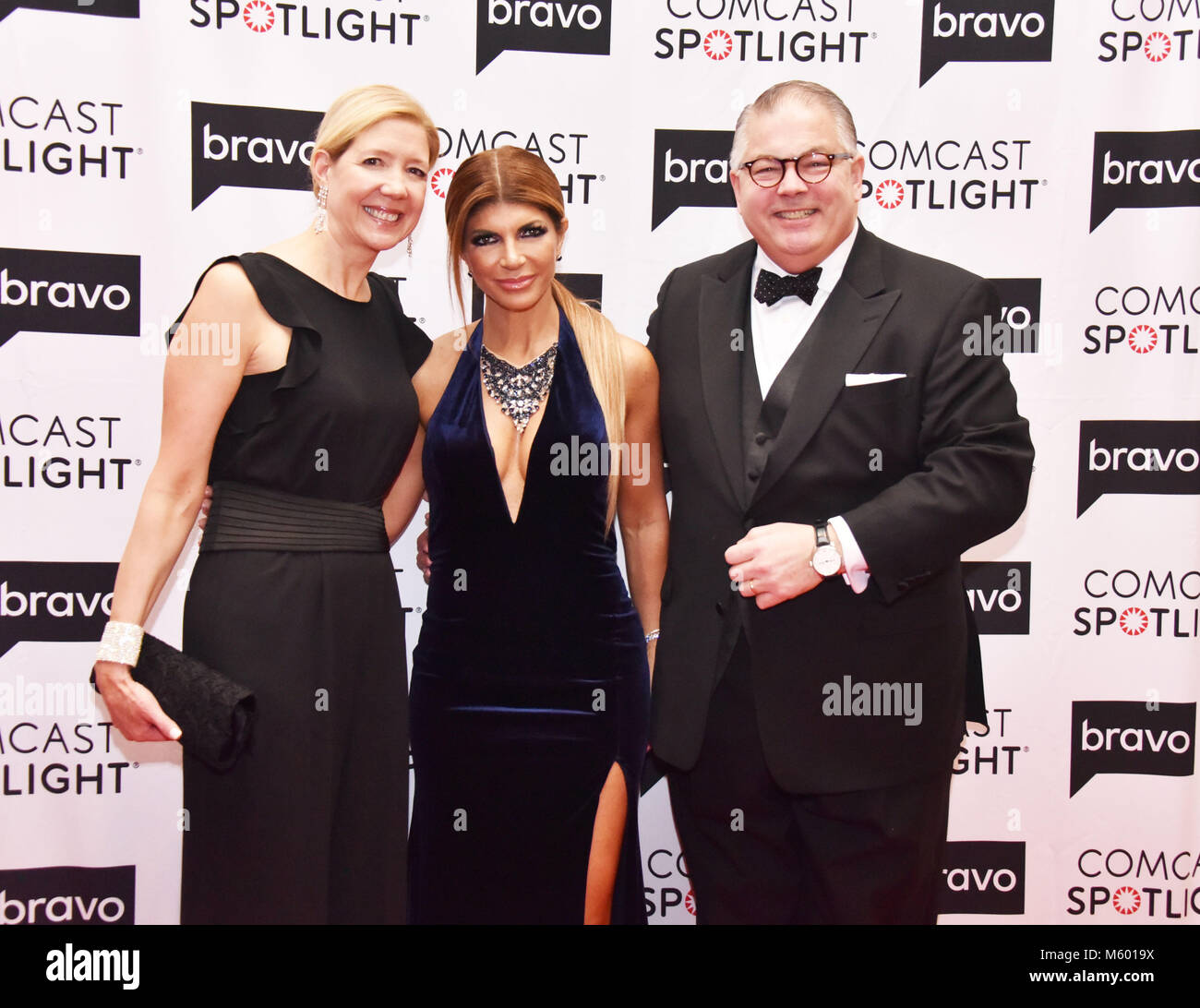 Teresa Giudice Meet & Greet at Philadelphia Auto Show sponsored by