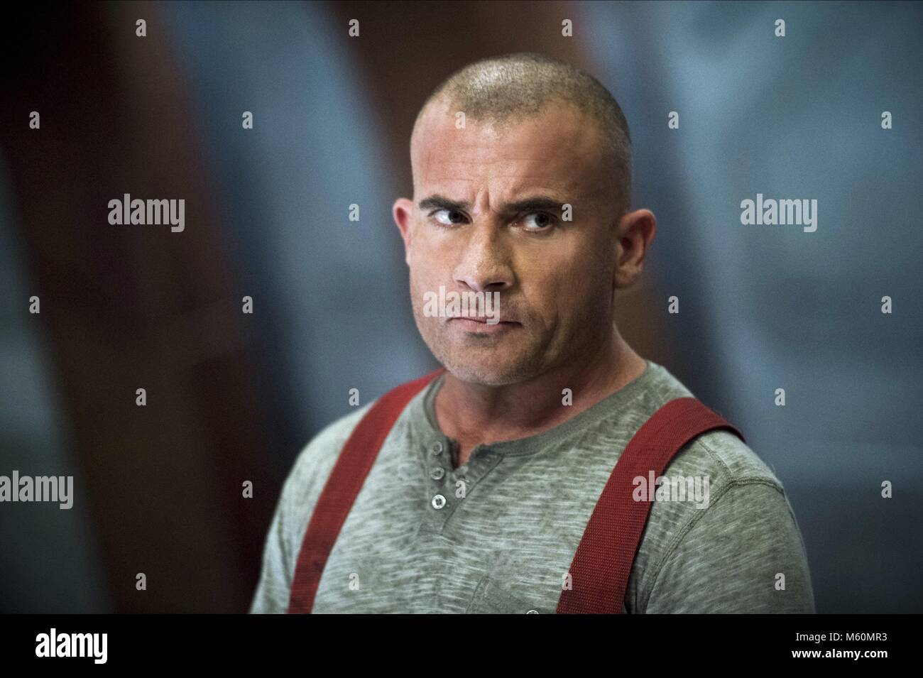 DOMINIC PURCELL LEGENDS OF TOMORROW (2016) - Stock Image