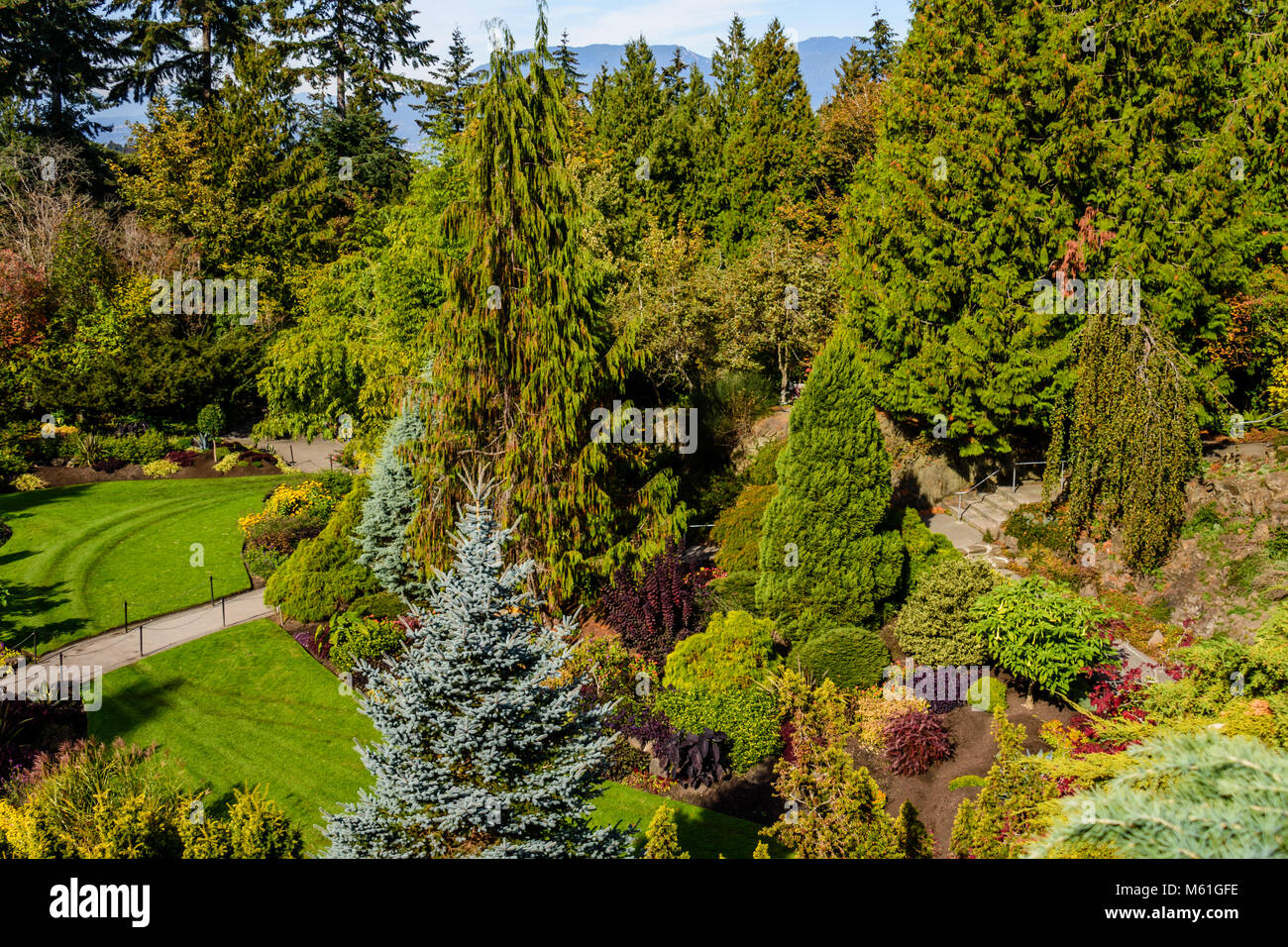 Queen Elizabeth Botanical Garden Stock Photos & Queen Elizabeth ...