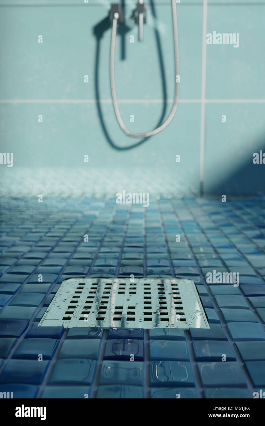 Shower Tray Stock Photos & Shower Tray Stock Images - Alamy