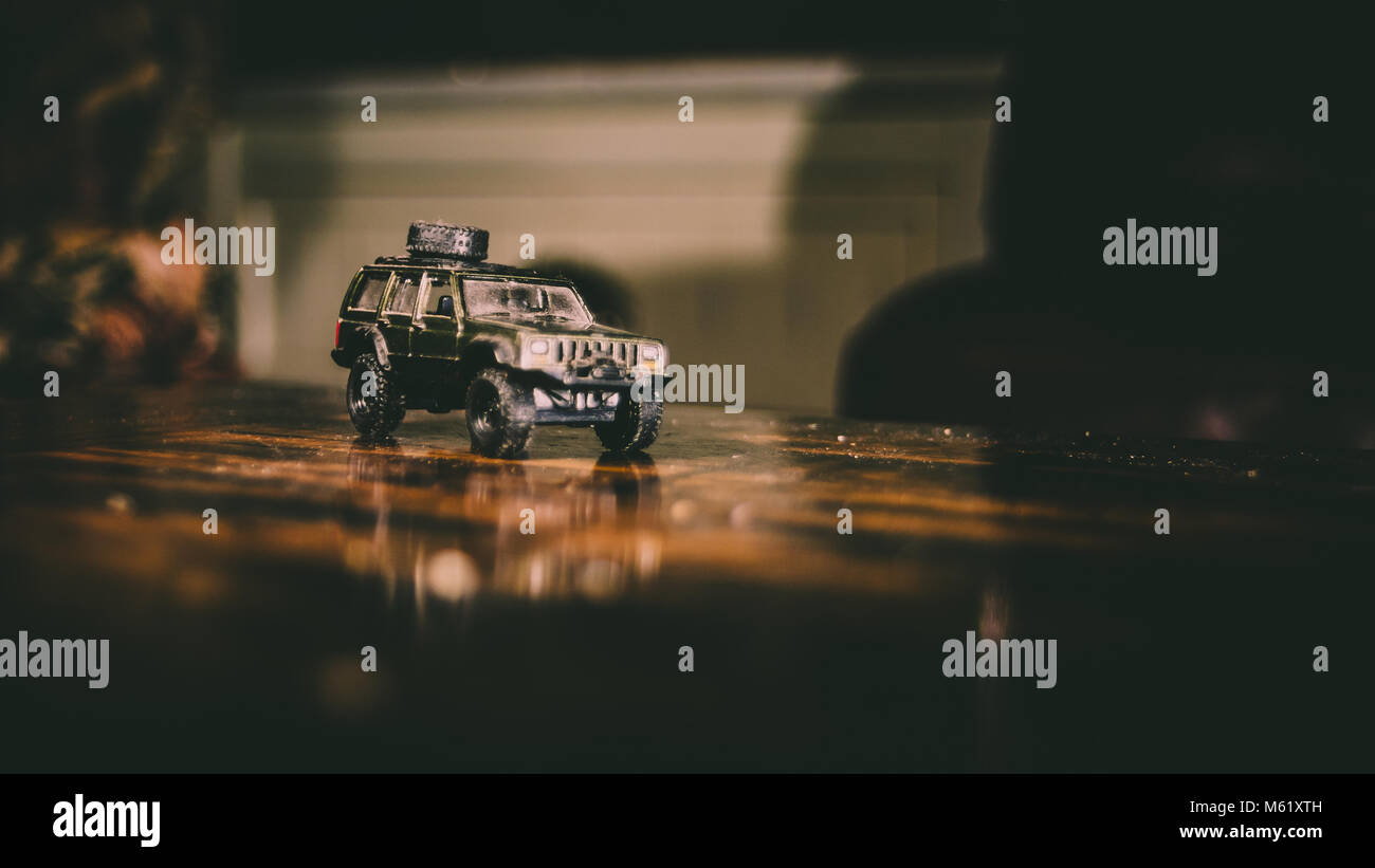 Little Green Cars Stock Photos & Little Green Cars Stock Images - Alamy