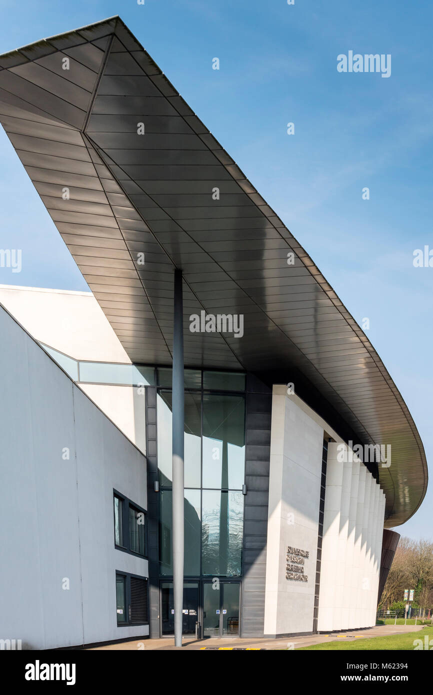 Royal Welsh College of Music and Drama Cardiff Wales Stock Photo