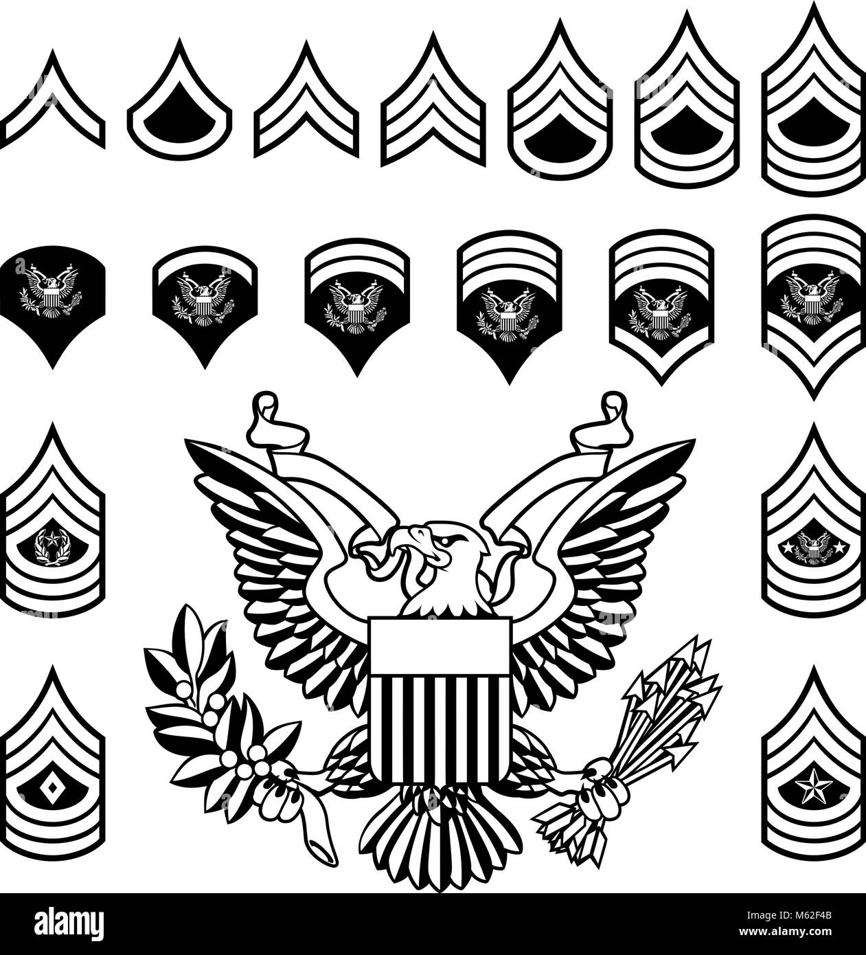Rank And Insignia Stock Photos Rank And Insignia Stock Images Alamy