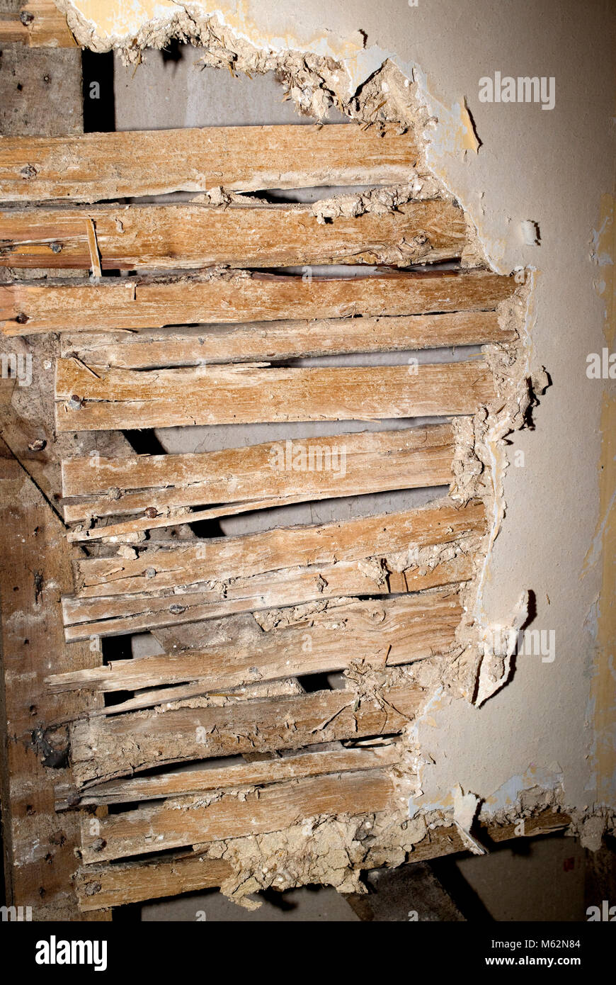 Lath And Plaster High Resolution Stock Photography and Images - Alamy