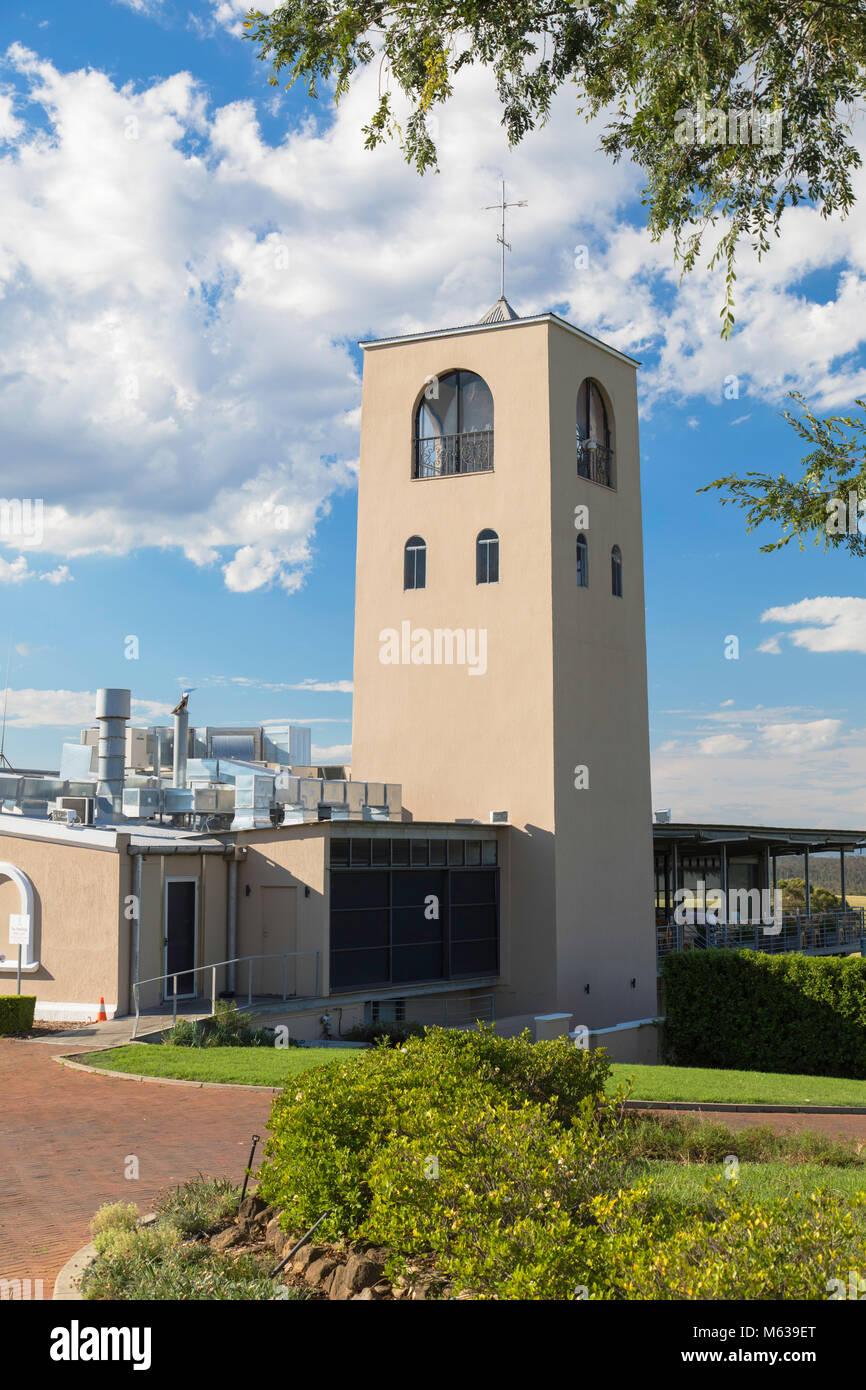 Bimbadgen Wine Estate, Hunter Valley, New South Wales, Australia Stock Photo