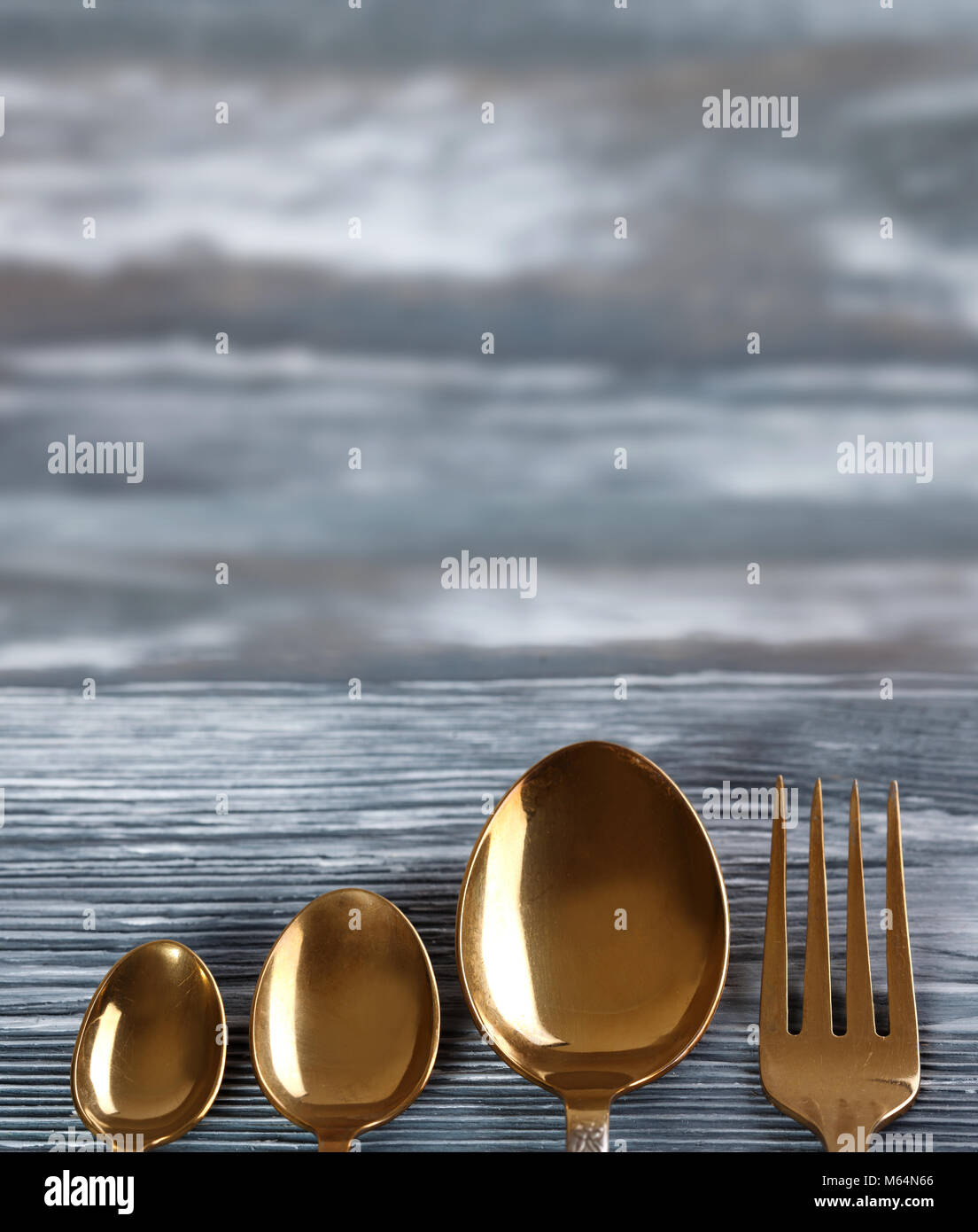 Wood Spoons Kitchen Tools Stock Photos & Wood Spoons Kitchen Tools ...