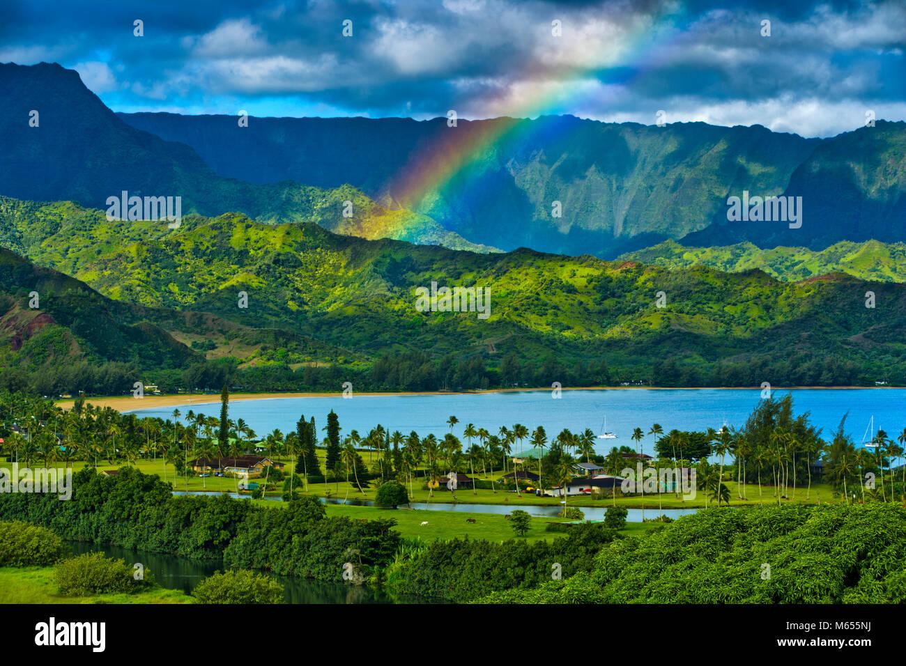 Kauai, Hawaii - Stock Image