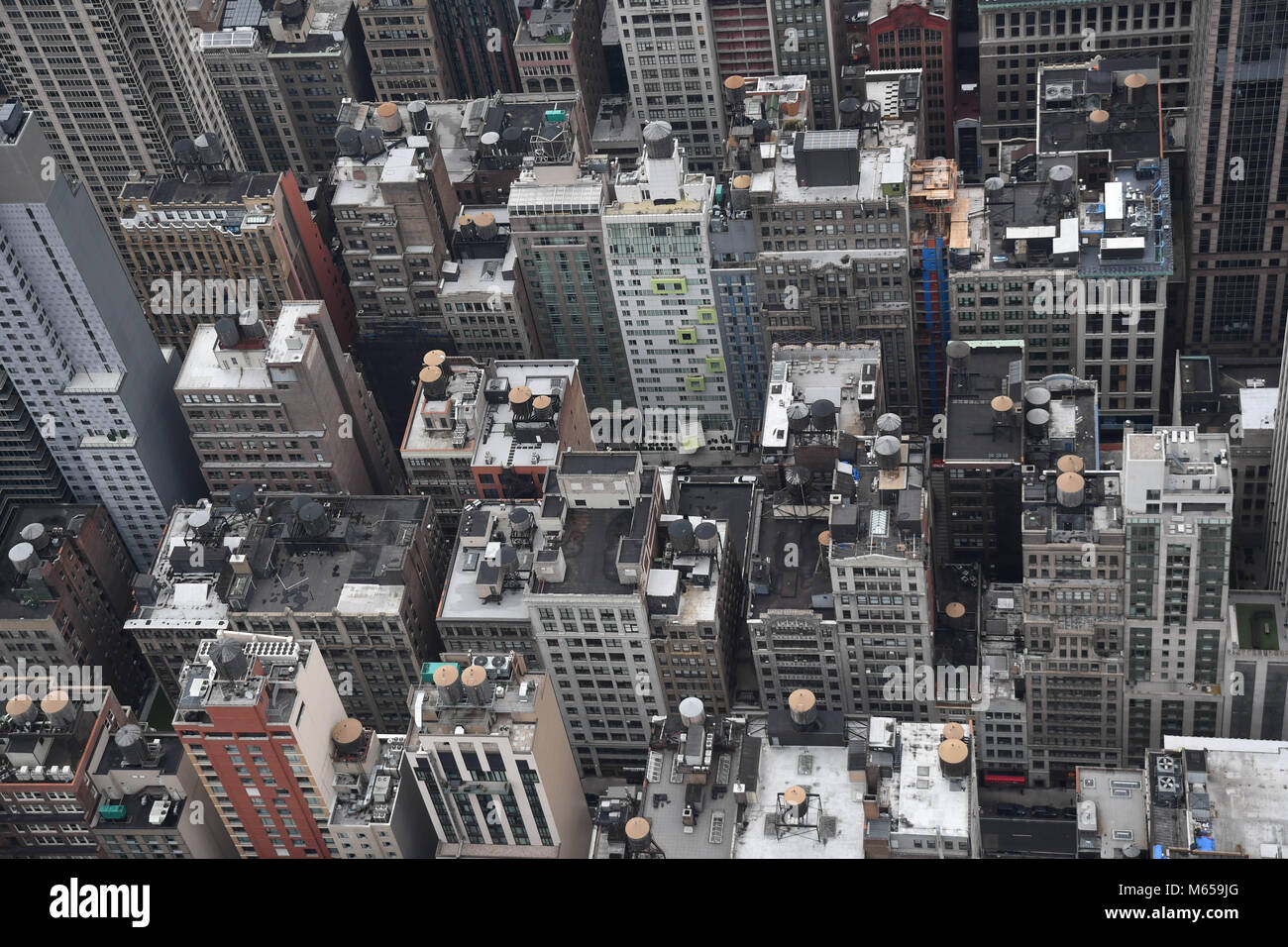 Manhattan Aerial Grid Stock Photos Manhattan Aerial Grid Stock