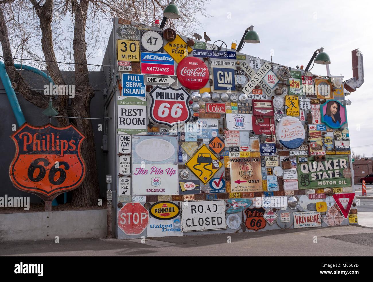 NEW MEXICO Aluminum Street Sign nm city state us wall road gi I LOVE FARMINGTON
